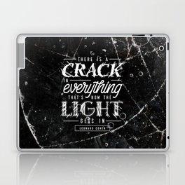 Crack Laptop & iPad Skin