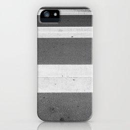 Crosswalk iPhone Case