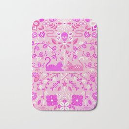 Kitten Lovers – Pink Ombré Bath Mat
