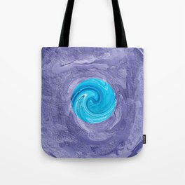 Abstract Mandala 286 Tote Bag