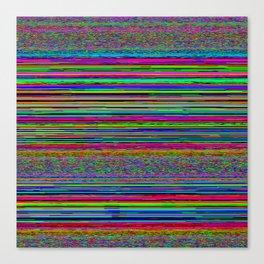 Super_Stripez Canvas Print