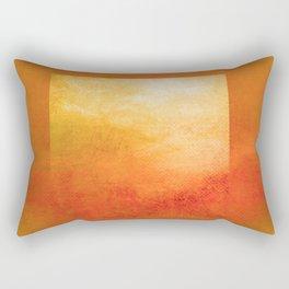 Square Composition III Rectangular Pillow
