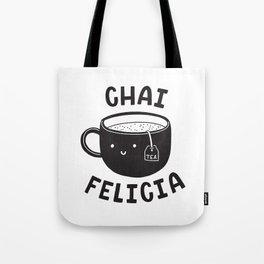 Chai Felicia Tote Bag