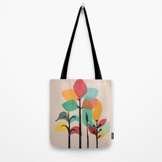 Tropical Groove Tote Bag
