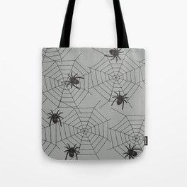Hallween Spider web Tote Bag