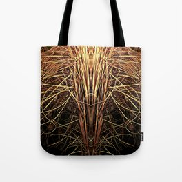 Essence of Gold Tote Bag