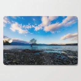 New Zealand Wanaka Tree Cutting Board