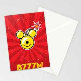 B777M! Stationery Cards