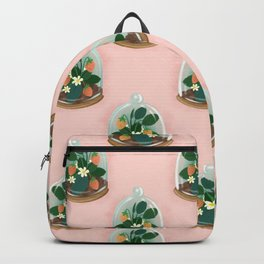 Strawberry Terrariums Backpack