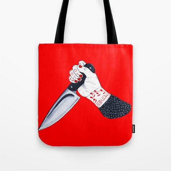 Norman Bates Tote Bag