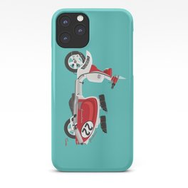 Scooter 22 Racer iPhone Case