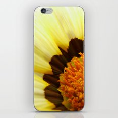 Yellow Flower iPhone & iPod Skin