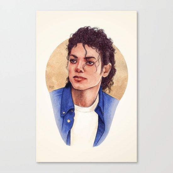 The Way You Make Me Feel Canvas Print