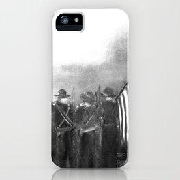 Gettysburg Anniversary of 150 Years iPhone Case