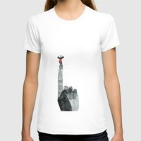 strong T-shirts featuring Strong by yael frankel