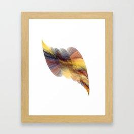 Colour of Dust (A7 B0160) Framed Art Print