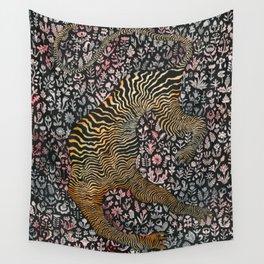 Headless tiger Wall Tapestry
