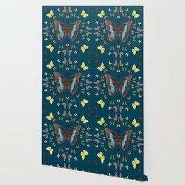 Butterfly Kaleidoscope Wallpaper
