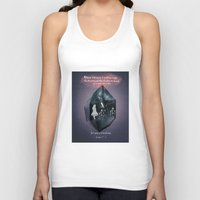verse Tank Tops featuring Bible Verse, Calming Quote  by Mittenbunny