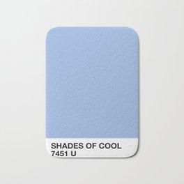 shades of cool Bath Mat