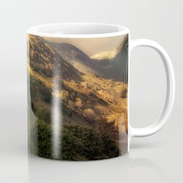 Postcards from Scotland Coffee Mug