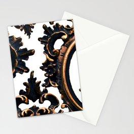 Frames on White. Stationery Cards