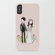 It takes two Slim Case iPhone X
