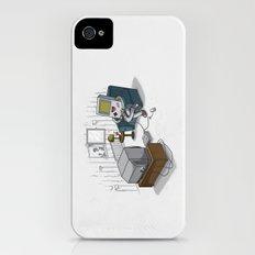 True Computer Love iPhone (4, 4s) Slim Case