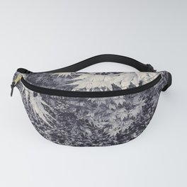 Infinity Maple Leaves, Fall, Autumn Trees Fanny Pack