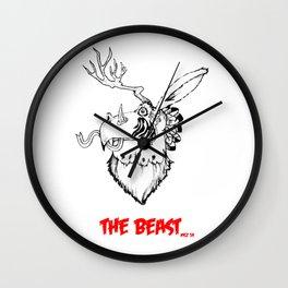 Forever Beautiful Wall Clock