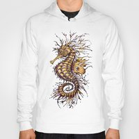 seahorse Hoodies featuring Seahorse by TAOJB