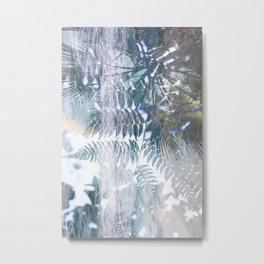 Resilience (Dandelion) Metal Print