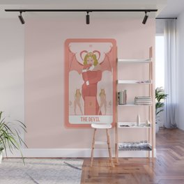Tarot Card XV: The Devil Wall Mural