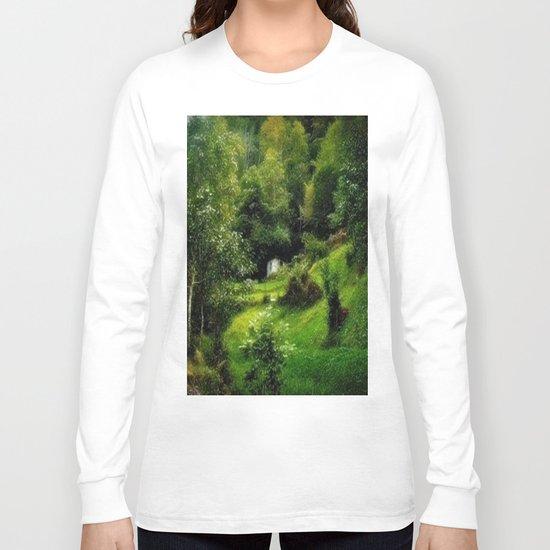 naturel Long Sleeve T-shirt