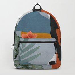 Tropical Girl 5 Backpack