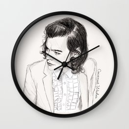 Fancy Styles Wall Clock
