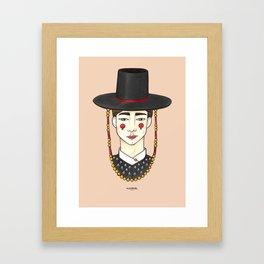 Ho-Chull Framed Art Print