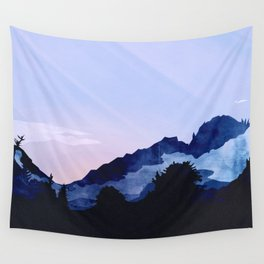 Sunny Rise Wall Tapestry