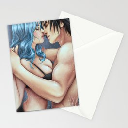 Gruvia - So Cold But So Sweet Stationery Cards