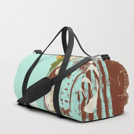 OLD TRUCK Duffle Bag