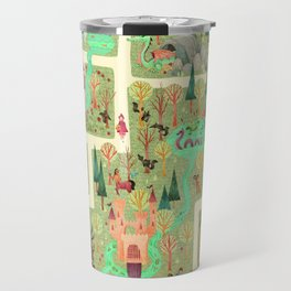 The Enchanted Forest  Travel Mug