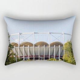 Roumania, National Arena, Bucarest Rectangular Pillow