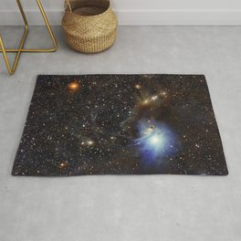 Young Star, Reflection Nebula IC 2631 Rug