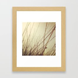 You Will Find Your Way Out Framed Art Print
