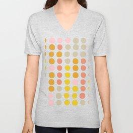Shape and Color 36 Unisex V-Neck