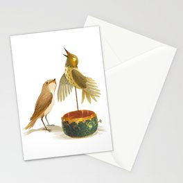 The Nightingale Stationery Cards