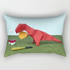 Yes T-Rex can! Rectangular Pillow