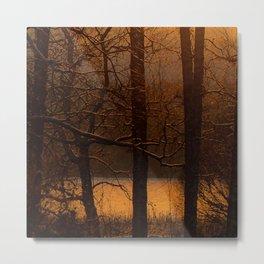 The sun has risen #decor #buyart #society6 Metal Print