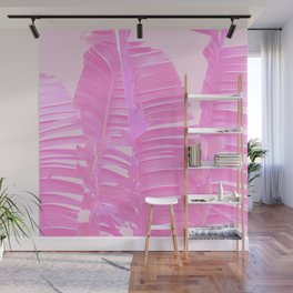 Pink Whisper Wall Mural