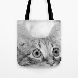 What's New KittyCat Tote Bag